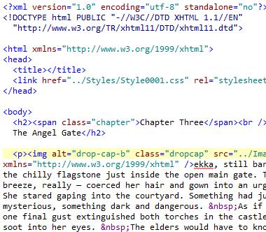 HTML Sample