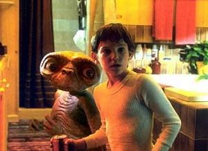 E.T. and Elliot